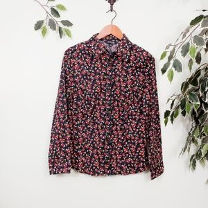 Chadwicks of Boston Floral Button Up